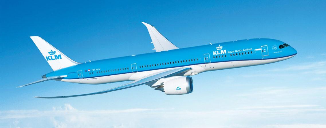 SMS-маркетинг от авиакомпании KLM