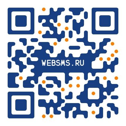 QR-Code WEbSms.ru