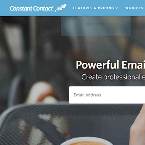 Constant Contact : Email Marketing Software