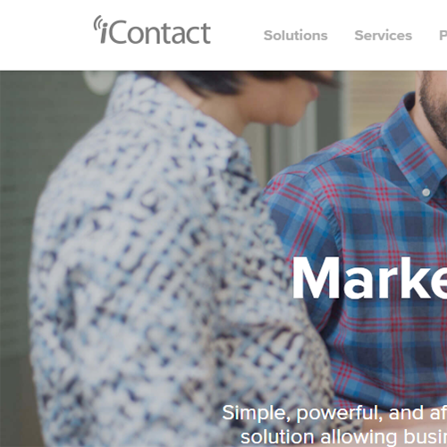 iContact : Ridiculously Powerful Marketing Automation Software