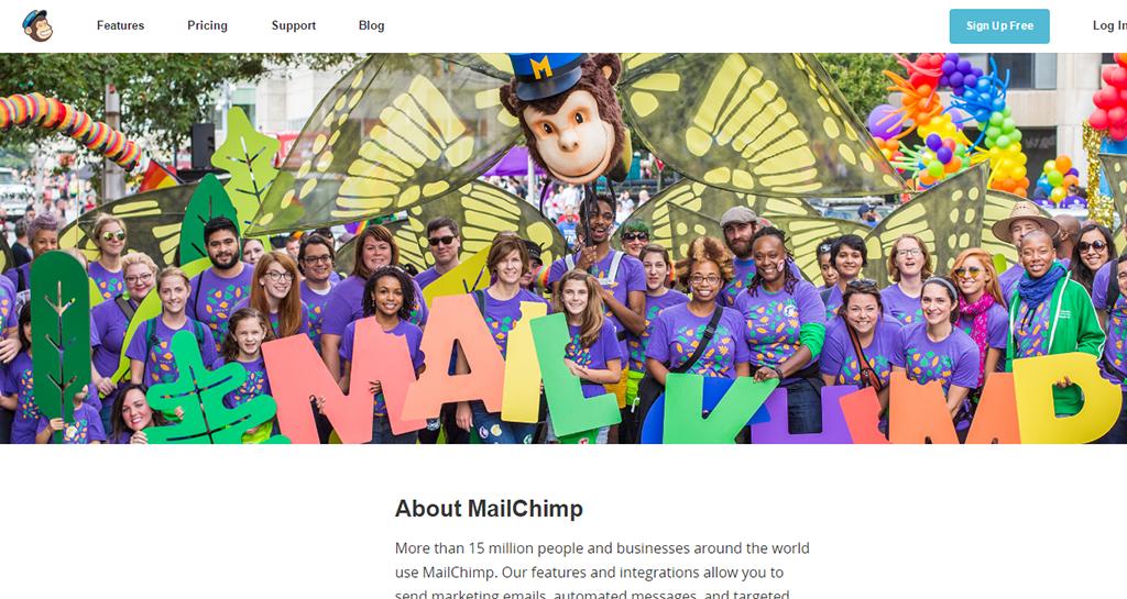 MailChimp : Email Marketing Platform