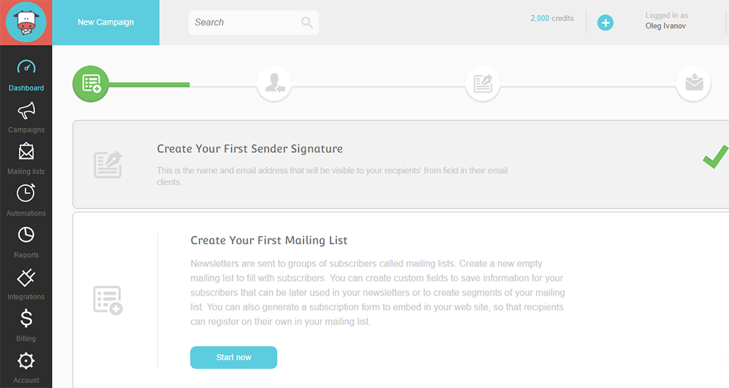 Moosend - Email Marketing As Easy As it Gets