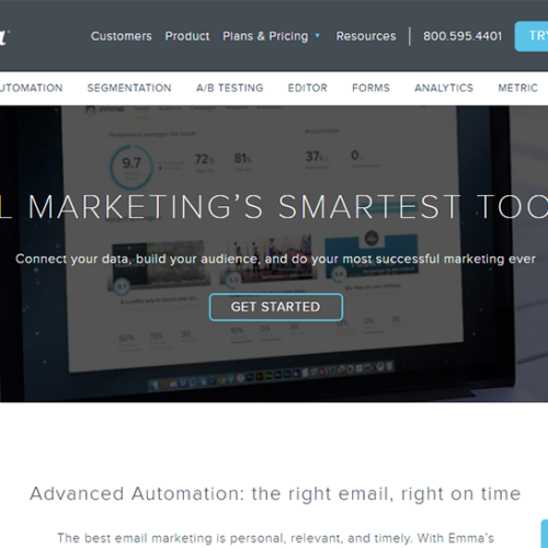 Emma : Email Marketing Software & Services