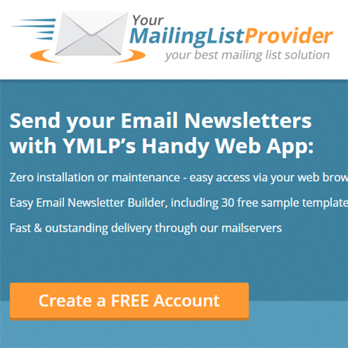 YMLP : Email Marketing Software